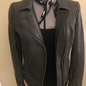 Doma Leather Jacket sz. M